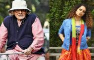 Amitabh Bachchan (Big B) and Kangana Ranaut wins National Film Awards