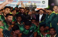 Pakistan Won: Pakistan defeats India and wins the Asian Kabbadi Championship 2016