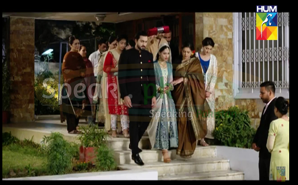 Watch Haya Ke Daman Mein Episode 58 of 18th June on Hum TV – 18 June 2016
