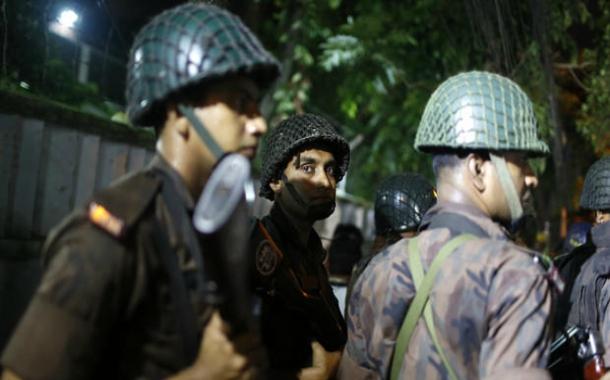 Gun attack in a restaurant of Dhaka, Bangladesh - kills two diplomats