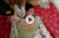 Video of Qandeel Baloch after her death - Exclusive video of Qandeel Baloch after her murder