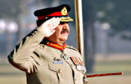 Gen Raheel Sharif appointed as chief of Islamic military alliance