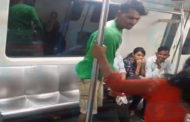 See What Happened When A Boy Slap A Girl In Metro Bus