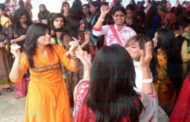See What Happened With Pakistani Girls Dancing In A Jalsa