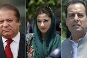 Avenfield case verdict: 10 years jail for Nawaz Sharif, 7 years jail for Maryam Nawaz