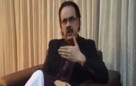 Dr Shahid Masood's video message about PTV case